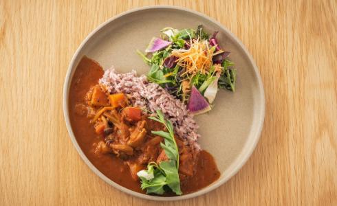 スパイス豆腐チーズ